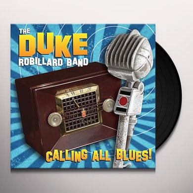 CALLING ALL BLUES Vinyl Record
