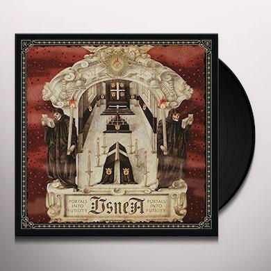 USNEA PORTALS INTO FUTILITY Vinyl Record