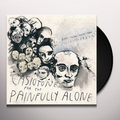 Casiotone For The Painfully Alone BOBBY MALONE MOVES HOME Vinyl Record