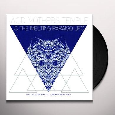 HALLELUJAH MYSTIC GARDEN PART TWO Vinyl Record