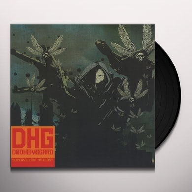 Dodheimsgard SUPERVILLAIN OUTCAST Vinyl Record