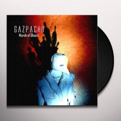 Gazpacho MARCH OF GHOSTS Vinyl Record