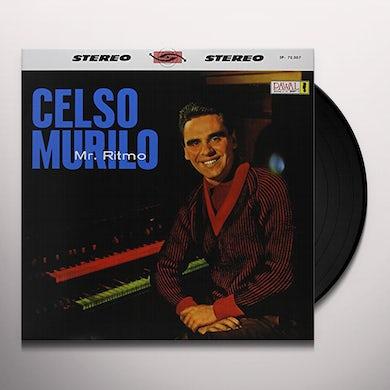 Celso Murilo MR RITMO Vinyl Record