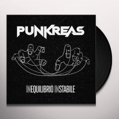 PUNKREAS INEQUILIBRIO INSTABILE Vinyl Record
