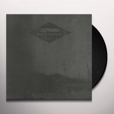Agrimonia RITES OF SEPARATION Vinyl Record