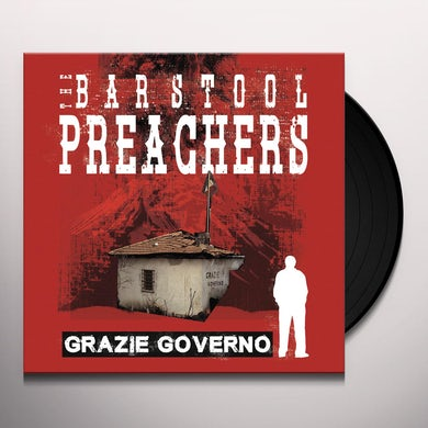 The Barstool Preachers GRAZIE GOVERNO Vinyl Record