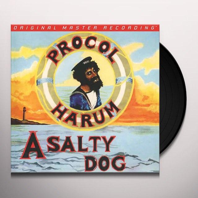 Procol Harum A SALTY DOG Vinyl Record