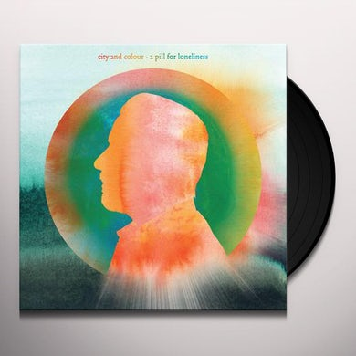 City and Colour PILL FOR LONELINESS Vinyl Record