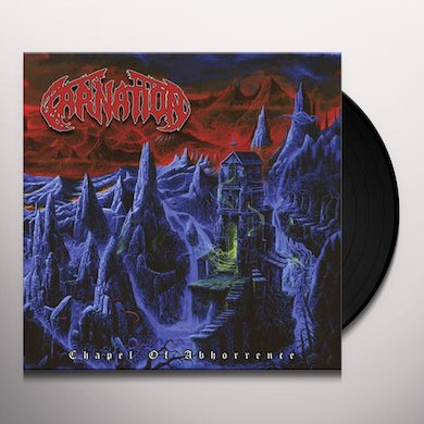 Carnation CHAPEL OF ABHORRENCE Vinyl Record
