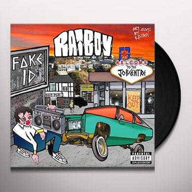 RATBOY FAKE ID Vinyl Record