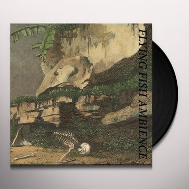 Rainforest Spiritual Enslavement FLYING FISH AMBIENCE Vinyl Record