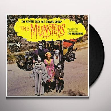 Munsters Vinyl Record