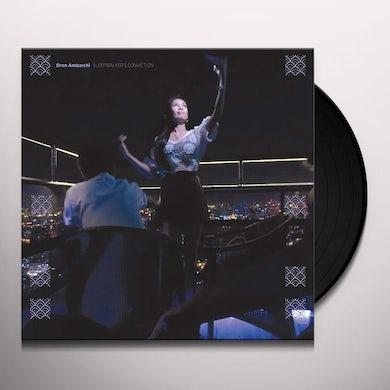 Oren Ambarchi SLEEPWALKER'S CONVICTION Vinyl Record