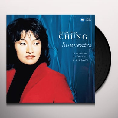 Chung Kyung-Wha SOUVENIRS: A COLLECTION OF FAVOURITE VIOLIN PIECES Vinyl Record