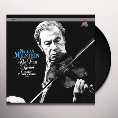 Nathan Milstein THE LAST RECITAL Vinyl Record