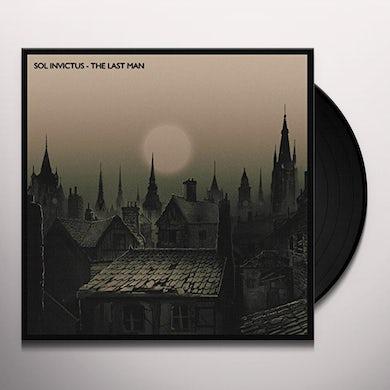 Sol Invictus LAST MAN Vinyl Record