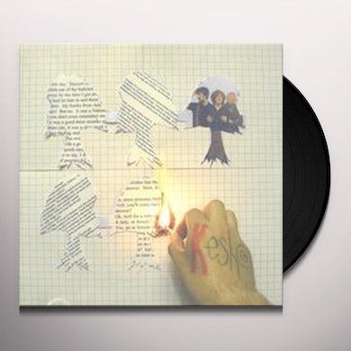 Keshco DEFORESTATION OF DAK Vinyl Record