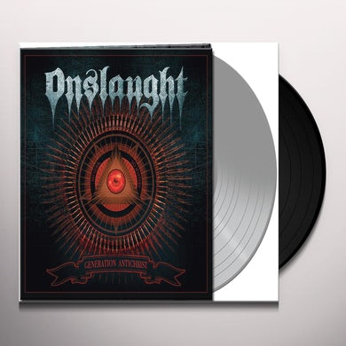 Onslaught Generation Antichrist Vinyl Record