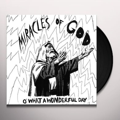 O' WHAT A WONDERFUL DAY Vinyl Record