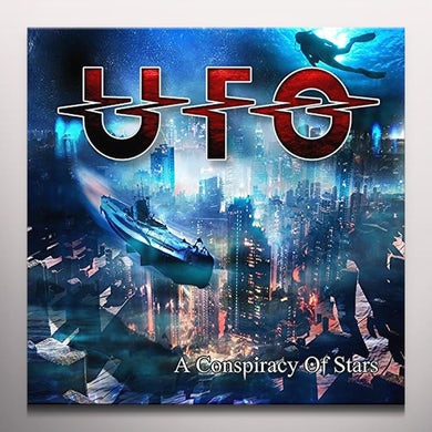 Ufo CONSPIRACY OF STARS (UK) (Vinyl)