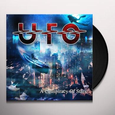 Ufo CONSPIRACY OF STARS Vinyl Record