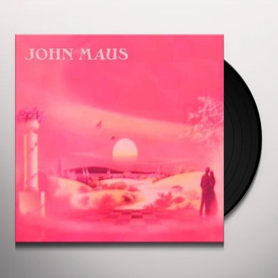 John Maus SONGS Vinyl Record