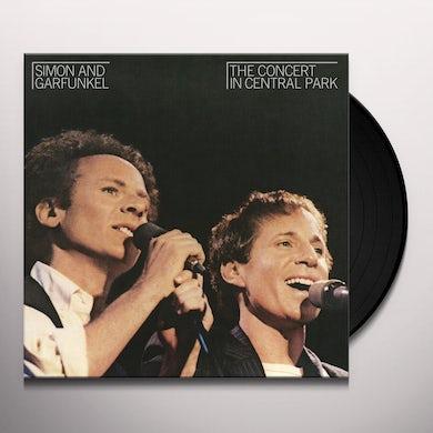 Simon & Garfunkel CONCERT IN CENTRAL PARK Vinyl Record