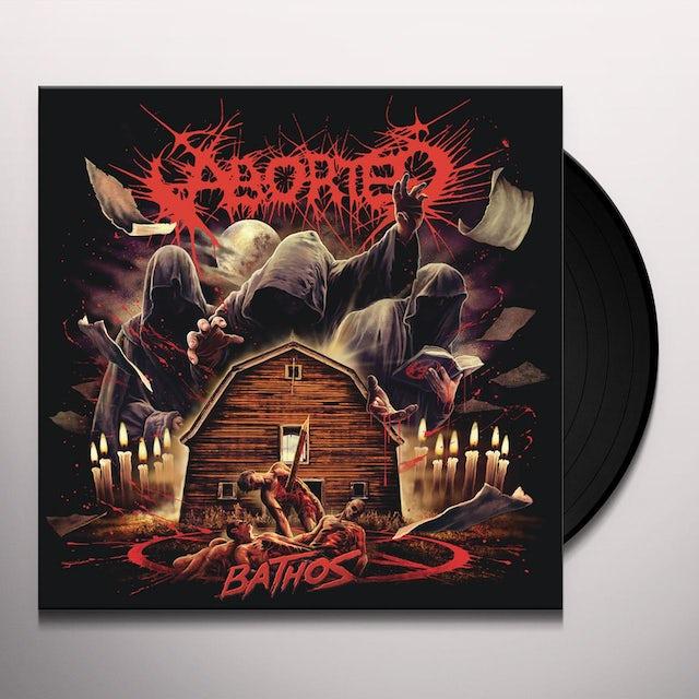Aborted BATHOS Vinyl Record