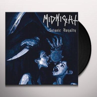 Midnight SATANIC ROYALTY Vinyl Record