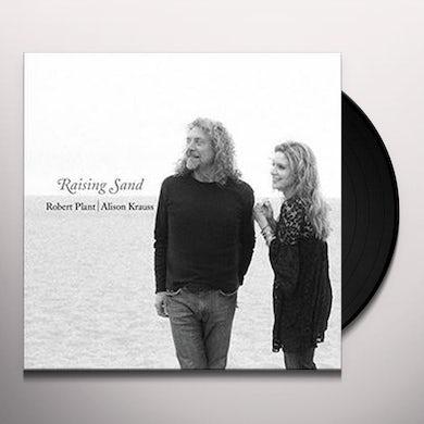 Robert Plant Raising Sand (2 LP) Vinyl Record
