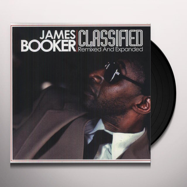 James Booker CLASSIFIED (REMIXED & EXPANDED EDITION) (EXP) Vinyl Record