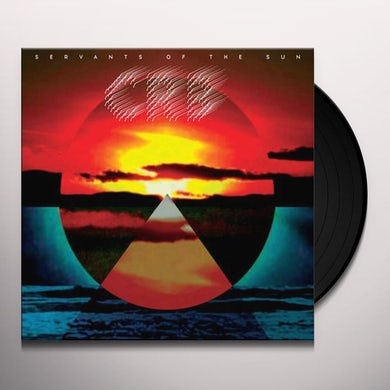 Chris Robinson SERVANTS OF THE SUN Vinyl Record