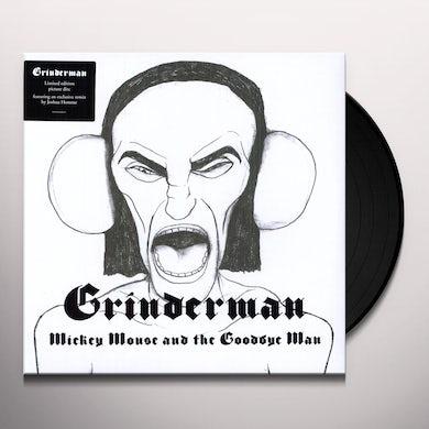 Grinderman MICKEY MOUSE & THE GOODBYE MAN Vinyl Record
