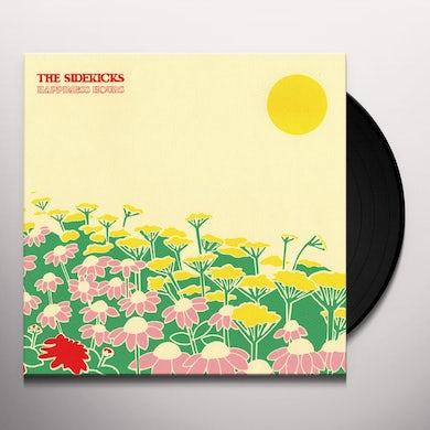 The Sidekicks Happiness Hours Vinyl Record