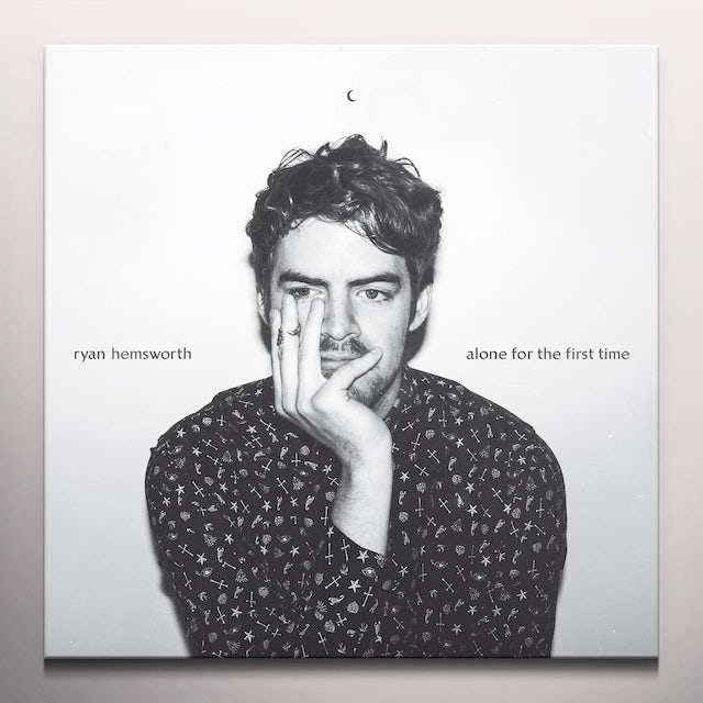 Ryan Hemsworth ALONE FOR THE FIRST TIME Vinyl Record
