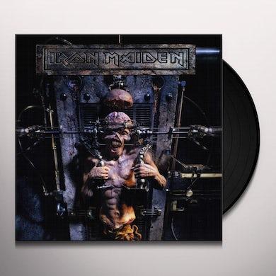 Iron Maiden X FACTOR Vinyl Record