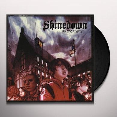 Shinedown US & THEM Vinyl Record