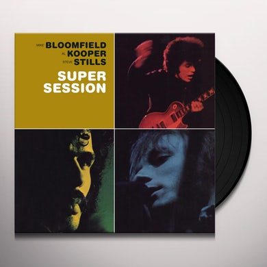 Mike Bloomfield SUPER SESSION Vinyl Record