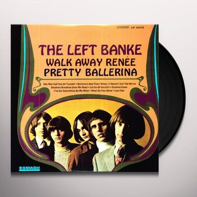 WALK AWAY RENEE / PRETTY BALLERINA Vinyl Record
