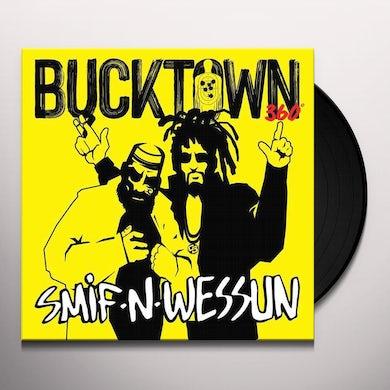 Smif-N-Wessun BUCKTOWN Vinyl Record