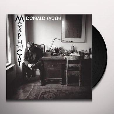 Donald Fagen MORPH THE CAT Vinyl Record