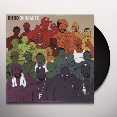 Oh No OHNOMITE Vinyl Record