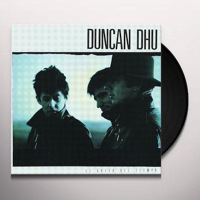 Duncan Dhu EL GRITO DEL TIEMPO Vinyl Record
