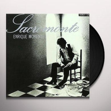 Enrique Morente SACROMONTE Vinyl Record