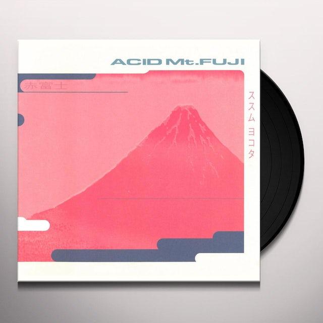 Susumu Yokota ACID MT FUJI Vinyl Record