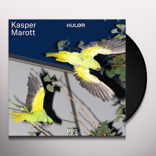 Kasper Marott FOREVER MIX Vinyl Record
