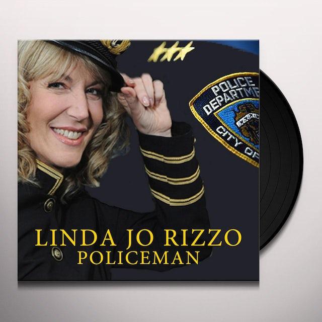 Linda Jo Rizzo POLICEMAN Vinyl Record