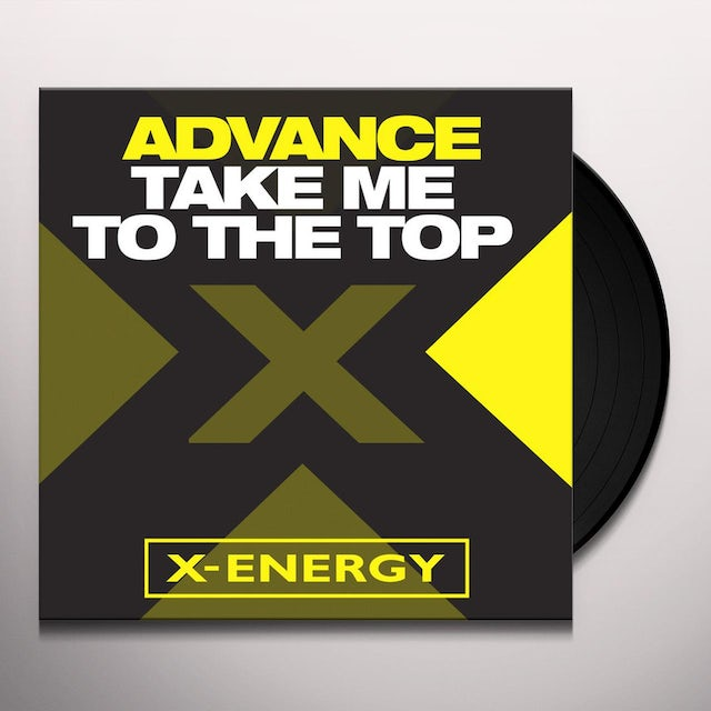 Advance TAKE ME TO THE TOP Vinyl Record