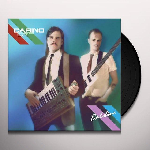 Carino Cat BALABINA Vinyl Record