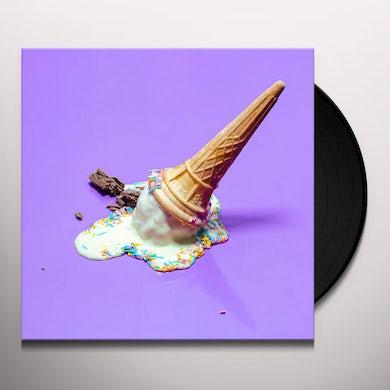 FALSE ADVERTISING BRAINFREEZE Vinyl Record